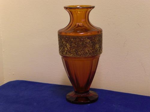 besondere gro e art deco moser glas vase ebay. Black Bedroom Furniture Sets. Home Design Ideas